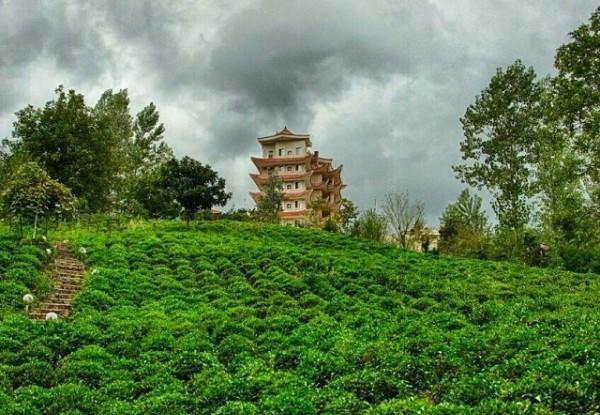 هتل آپارتمان امپراطور چلک