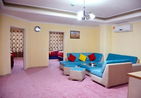 هتل آپارتمان صائب