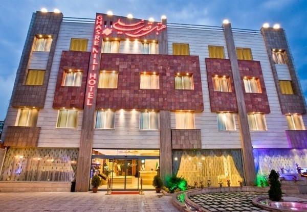 هتل قصر نیلی