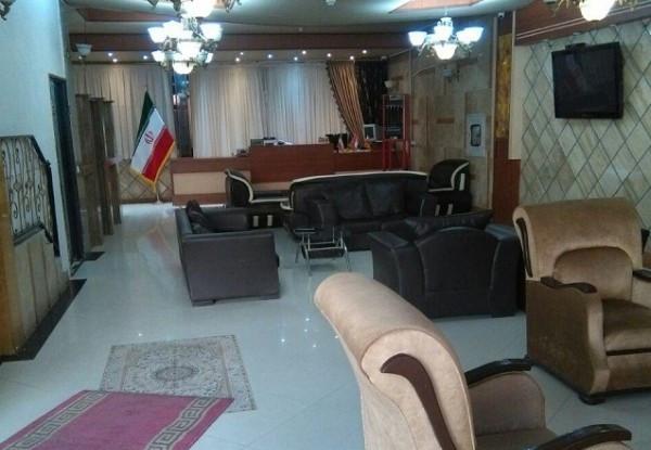 خانه مسافر شریفی حسینی