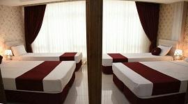 هتل آپارتمان آرین