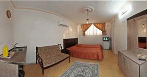 هتل آپارتمان مرجان طلائی